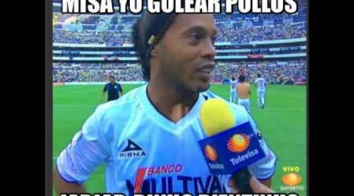América vs Querétaro 0-4 18/04/2015 Los Mejores Memes
