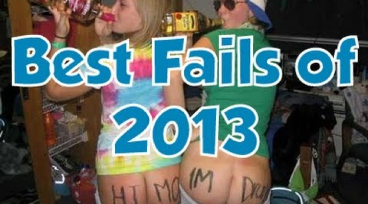 BEST FAILS OF YEAR 2013! THE BEST OF FAILS | Memes Animados