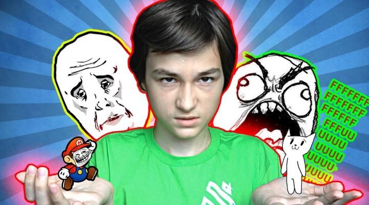 САМАЯ УЖАСНАЯ ИГРА!!! | Cat Mario (Memes Mario)