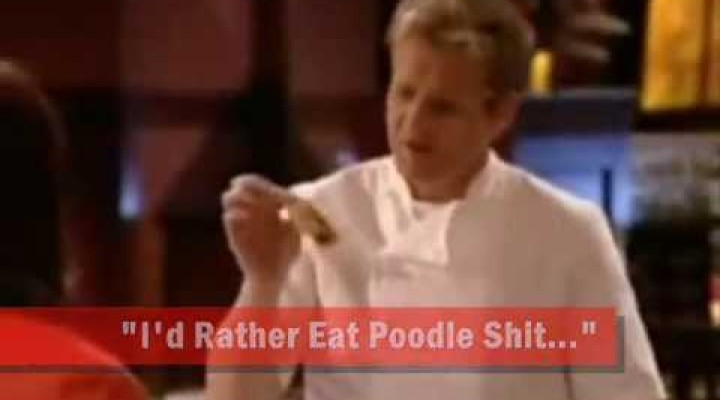 Hell's Kitchen- Top Ten Ramsay One-Liners
