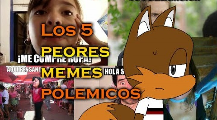 Loquendo – Top 5 peores memes polemicos (Ago 2013/Mar 2014)