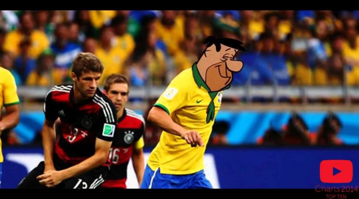 Germany vs Brazil 7-1! Hilarious and Funny Memes