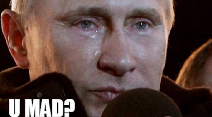 Russia Outlaws Several Celebrity Parody Memes
