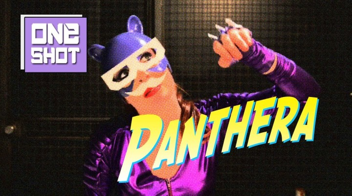 Save the Supers – One-Shot: Panthera Mash-Up