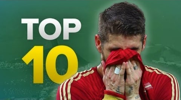 SPAIN OUT – Top 10 Memes! | Spain 0-2 Chile 2014 World Cup Brazil