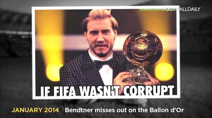 Top 10 Football Memes of 2014